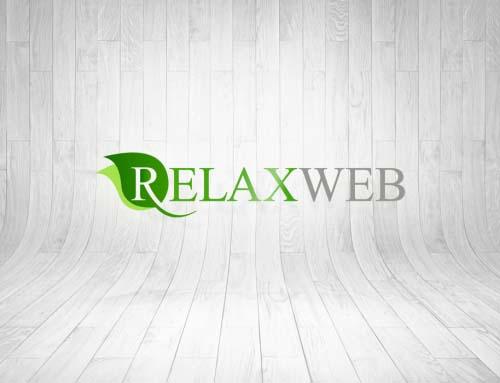 Relaxweb – logo