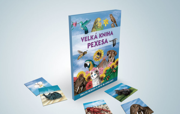 velka kniha pexesa