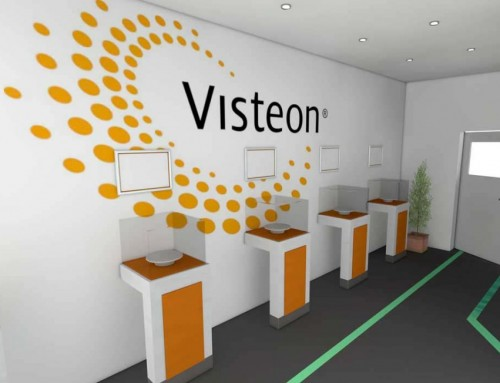 Visteon – 3d