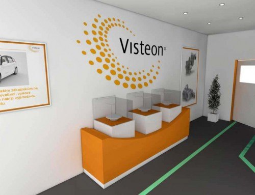 Visteon b- 3d