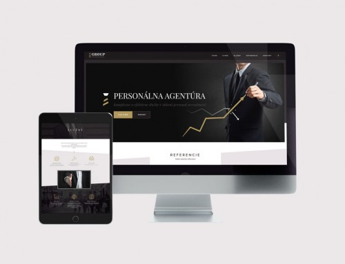 Group Personal web